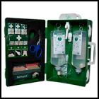 SafeWorks Medi Case - ögondusch med första hjälpen