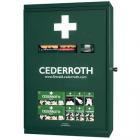 Cederroth Cederroth första hjälpen tavla med dubbeldörrar