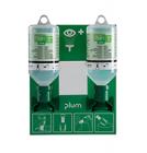 Plum Plum väggstation inkl 2 st 500ml ögonsköljflaskor [4693]