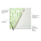 Mölnlycke HealthCare Fix häfta nonw Mefix, 2,5cmx10m
